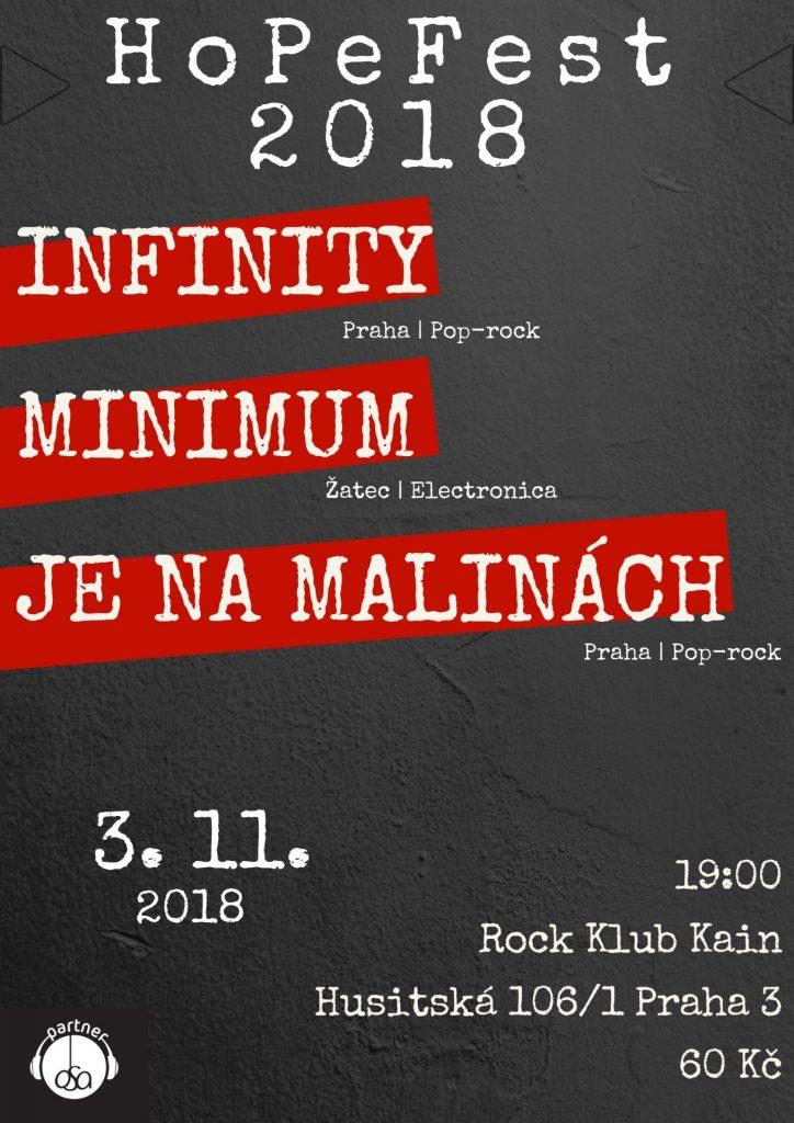 HoPeFest, Praha @ Klub Kain | Hlavní město Praha | Česko